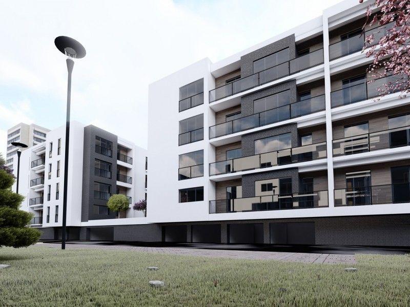Apartament nou de vanzare, o camera Decomandat  Copou -4
