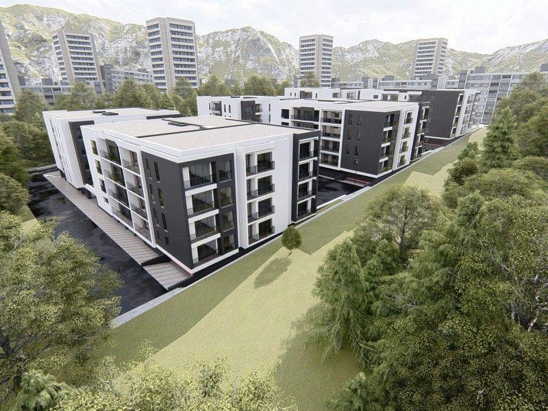 Apartament nou de vanzare, o camera Decomandat  Copou -5