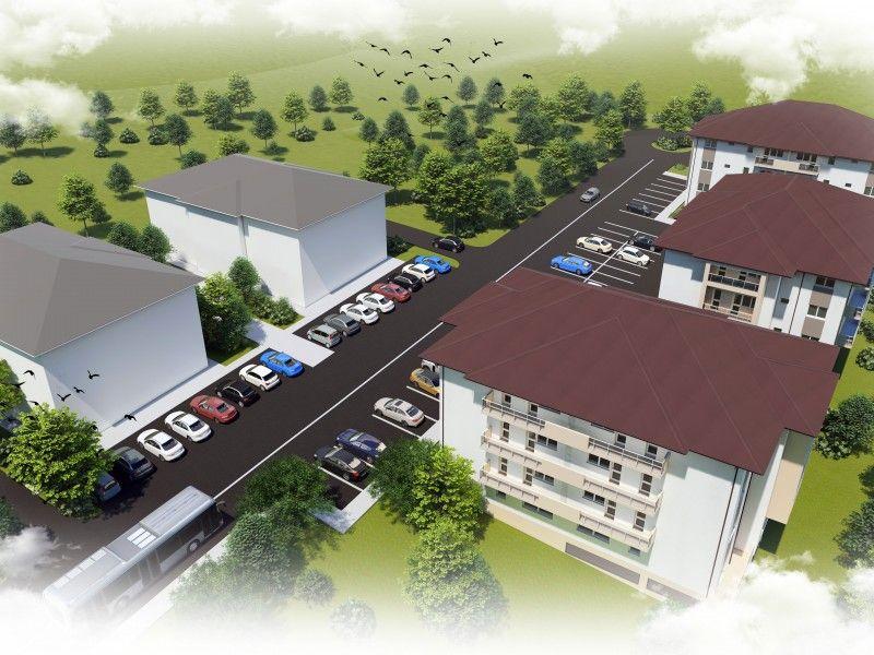 Apartament nou de vanzare, o camera Decomandat  Galata -2