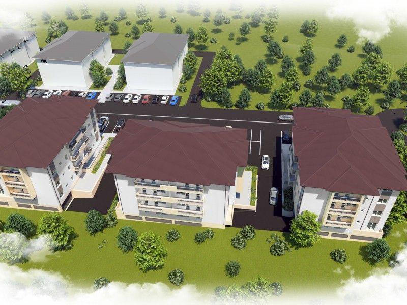 Apartament nou de vanzare, o camera Decomandat  Galata -5