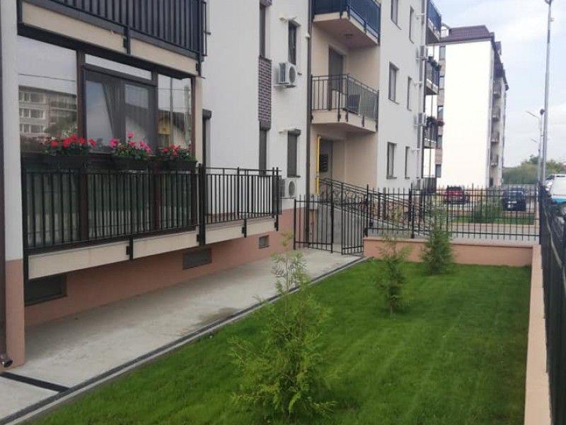 Apartament nou de vanzare, o camera Decomandat  Pacurari -6