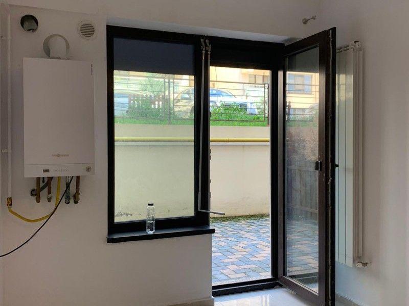 Apartament nou de vanzare, o camera Decomandat  Pacurari -12