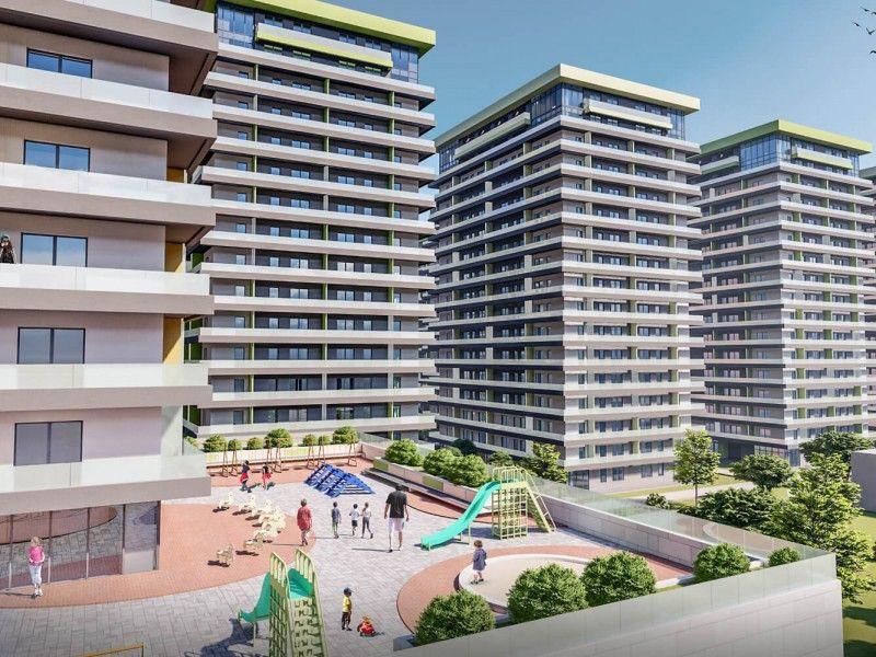 Apartament nou de vanzare, o camera Decomandat  Pacurari -5