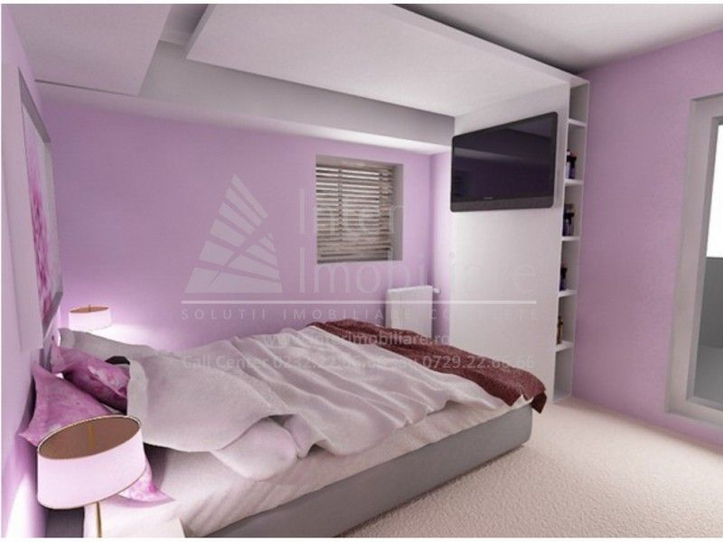 Apartament nou de vanzare, o camera Decomandat  Popas Pacurari -5