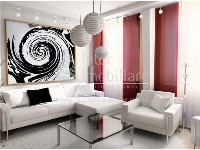Apartament nou de vanzare, o camera Decomandat  Popas Pacurari -6