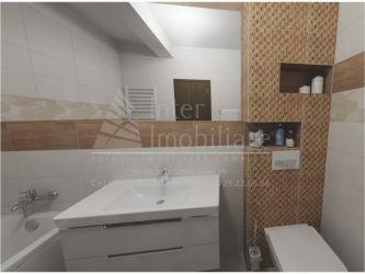 Apartament nou de vanzare, o camera Decomandat  Popas Pacurari
