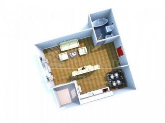 Apartament nou de vanzare, o camera Decomandat  Tatarasi