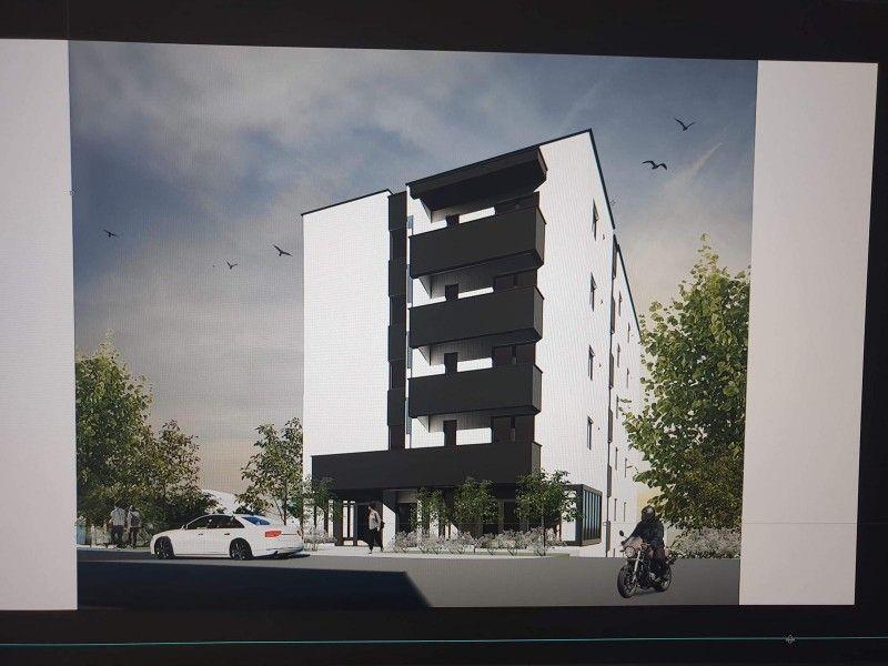 Apartament nou de vanzare, o camera Decomandat  Tatarasi -3