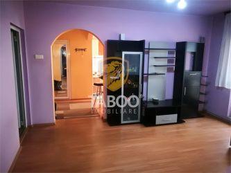 Apartament spatios 3 camere 2 bai 2 balcoane de vanzare  in Sibiu