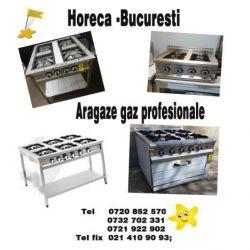 Aragaz inox gaz profesional