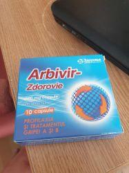 Arbivir 100mg (antivirale)