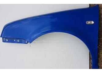 Aripa dreapta fata VW Golf IV 97 - 03 vopsita albastru