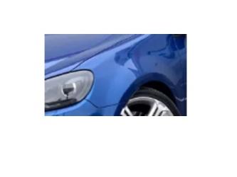 Aripa fata stanga VW Golf VI 08 - 13 vopsita albastru Produs Nou
