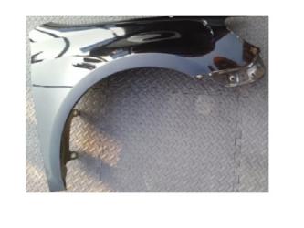 Aripa fata stanga VW Golf VI 08 - 13 vopsita negru Produs Nou