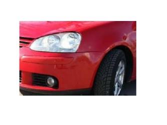 Aripa stanga fata VW Golf V 03 - 08 vopsita rosu Produs Nou