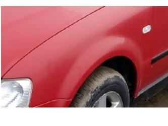 Aripa stanga fata VW Passat B5 00 - 05 vopsita rosu Produs Nou