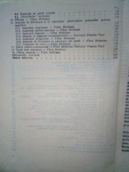 Arta Ingrijirii Copilului , Dr. Filon Medesan, Dr.T.Vlad , 1987-4