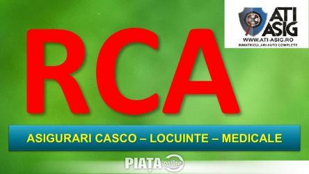 ASIGURARI RCA -CASCO-LOCUINTE CMR CLUJ