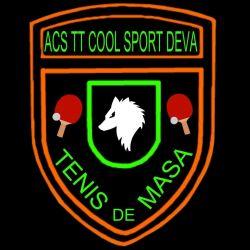 Asociatia club sportiv table tennis cool sport Deva