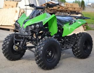 Atv Akp Model:Mega Warrior 125cc/Roti 10 Inch