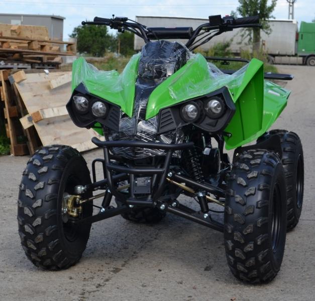 Atv Akp Model:Mega Warrior 125cc/Roti 10 Inch -2