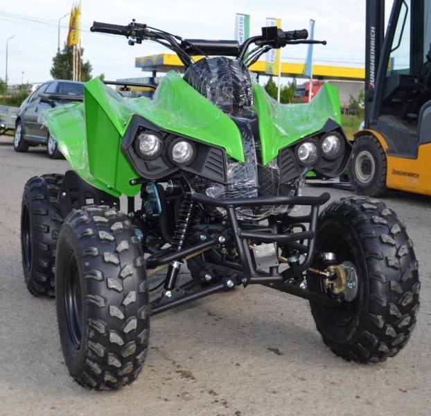 Atv Akp Model:Mega Warrior 125cc/Roti 10 Inch -3