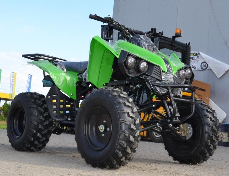 Atv Akp Model:Mega Warrior 125cc/Roti 10 Inch -4