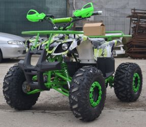 ATV electric Eco Toronto 1000W 48V DIFERENTIAL GRAFITI Green