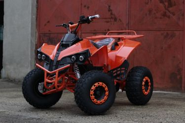 ATV Electric ECO Warrior 1000W 48V cu Diferential #Orange