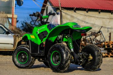 ATV electric pentru copii NITRO ECO Bigfoot 800W 36V #Verde