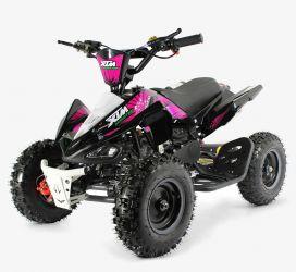 ATV electric pentru copii NITRO Python Deluxe 1000W 48V #Pink