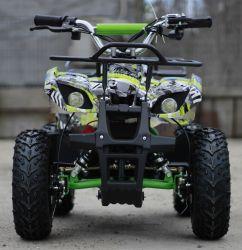 ATV electric pentru copii NITRO Torino 800W 36V Grafiti #Green