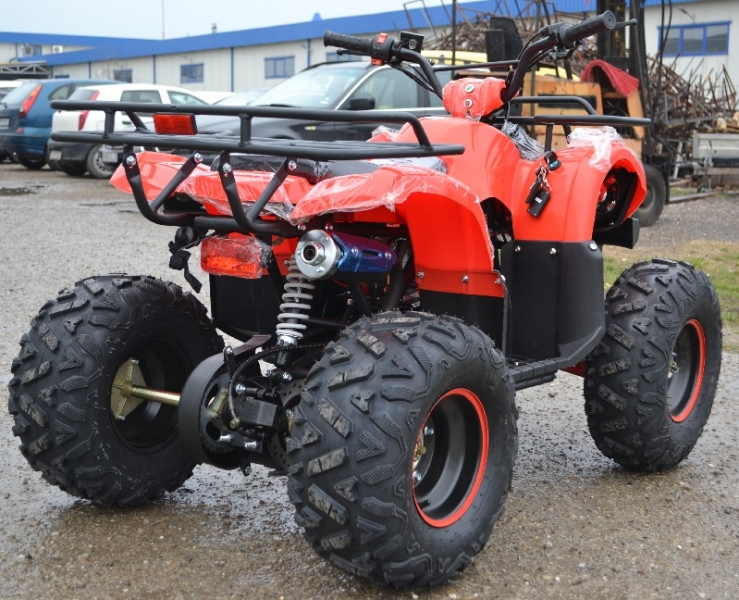 Atv Fresh Model:Hummer 125cc#ROSU-3