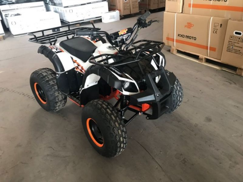 Atv  Hummer OffRoad Deluxe -3
