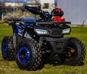 Atv  Husky Turbo Sport Edition RS8 125cmc