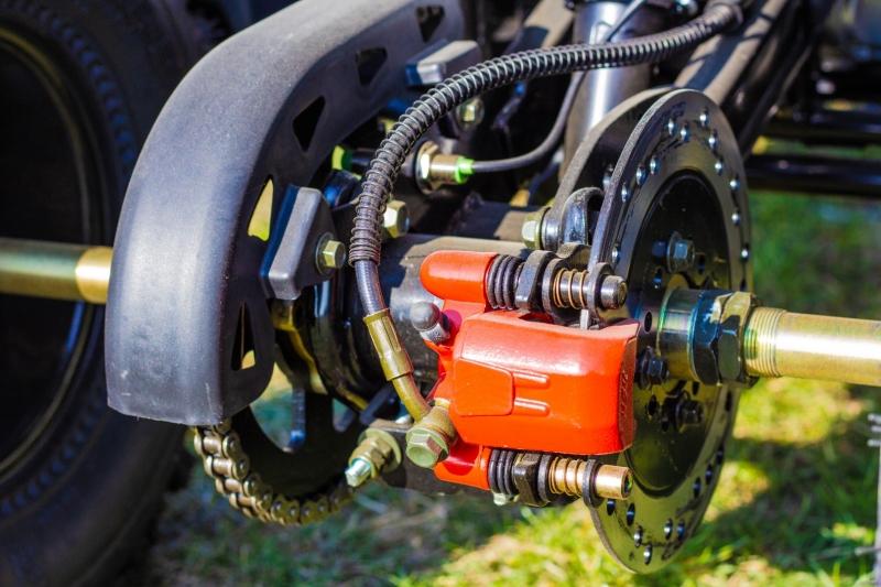 Atv Kinder Nitro 125 Roco Turbo Sport Edition RS8 Produs Nou 2019-8