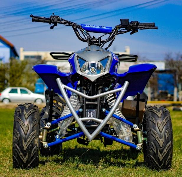 Atv Kxd Model:Jumper 125cc /Roti de 7 Inch -1