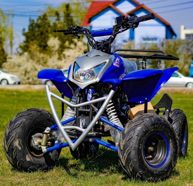 Atv Kxd Model:Jumper 125cc /Roti de 7 Inch -2
