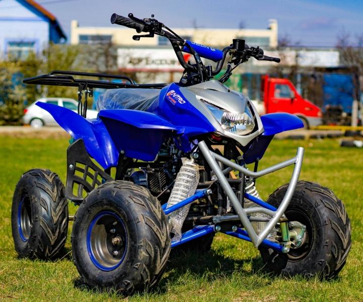 Atv Kxd Model:Jumper 125cc /Roti de 7 Inch -3