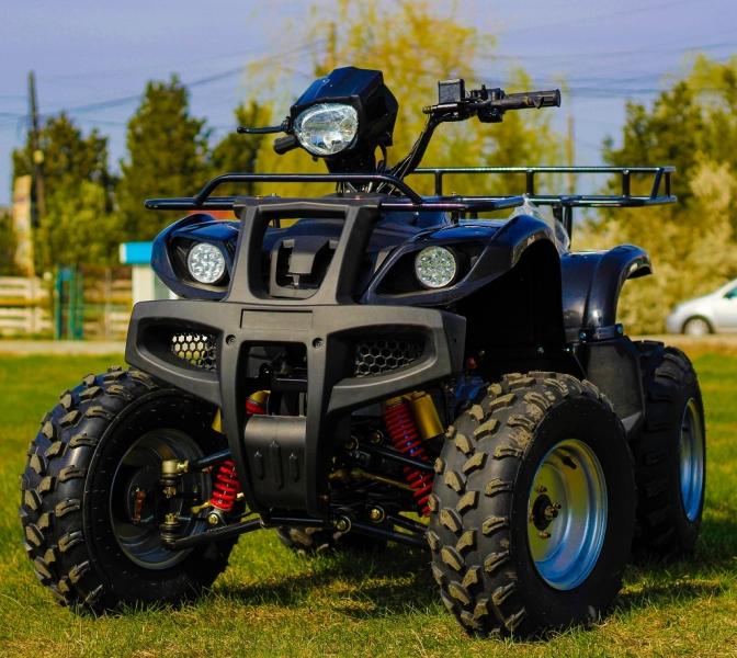 Atv Kxd Model:Mega Grizzly 125cc/Roti 10 Inch  -1