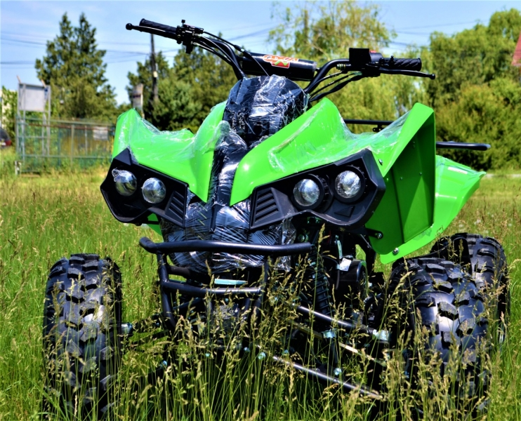 Atv Kxd Model:Mega Warrior 125cc#VERDE-3
