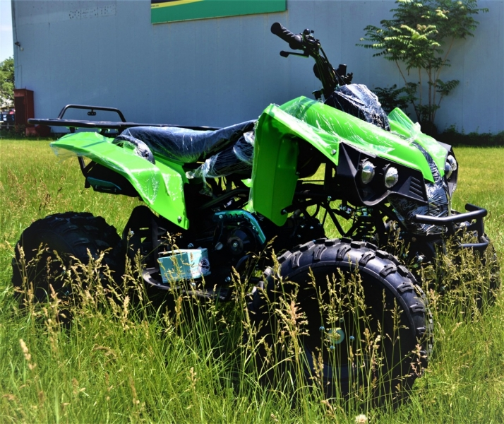 Atv Kxd Model:Mega Warrior 125cc#VERDE-4