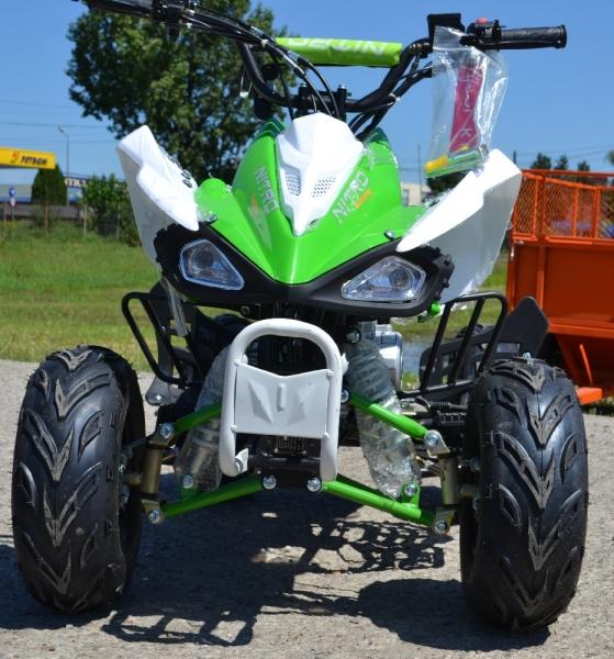 Atv Kxd Model:Speedy 125cc/Roti de 7 Inch-1