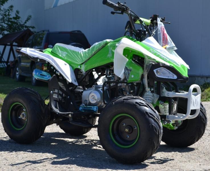 Atv Kxd Model:Speedy 125cc/Roti de 7 Inch-2