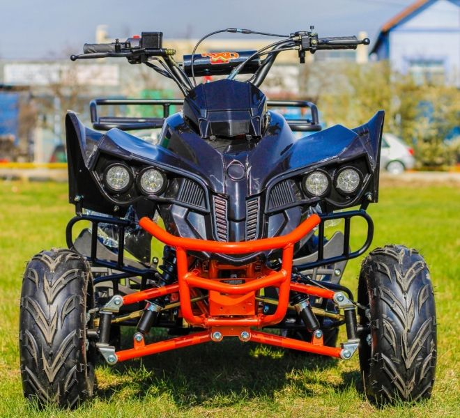 Atv Kxd Model:Warrior 125#NEGRU-2