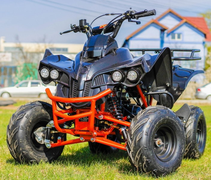Atv Kxd Model:Warrior 125#NEGRU-3