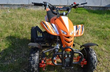 ATV Model Dragon II OffRoad Deluxe Pull-Start