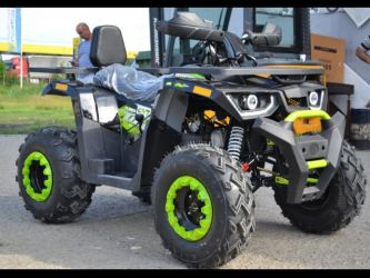 Atv Model:Rugby180CC