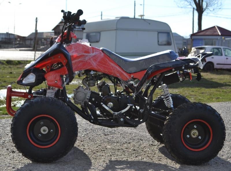 Atv Nitro Model:Raptor 125cc/Roti de 8 Inch-4