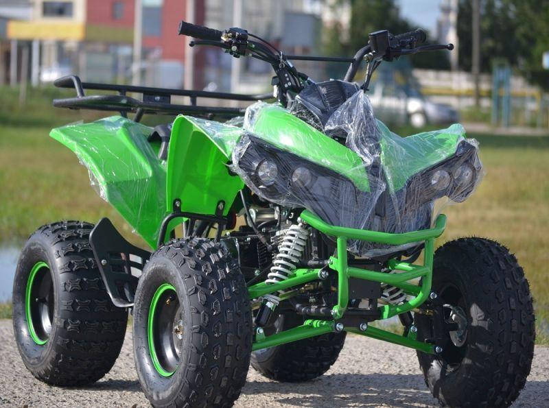 Atv  Nitro Quad Warrior 125cc-1